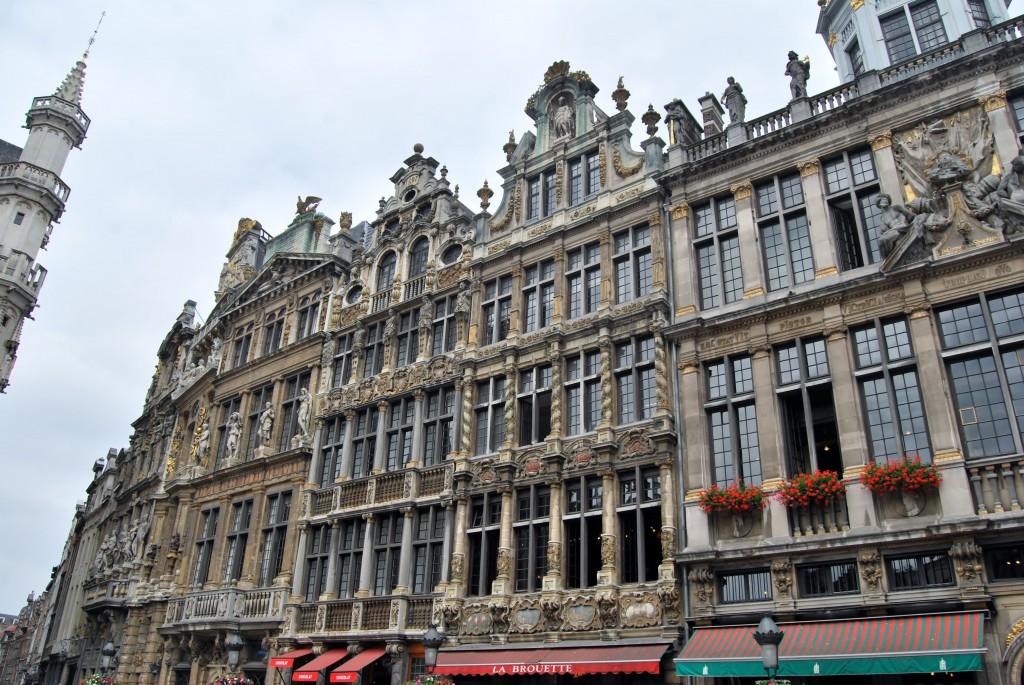 Bâtiments de la Grande Place Bruxelles