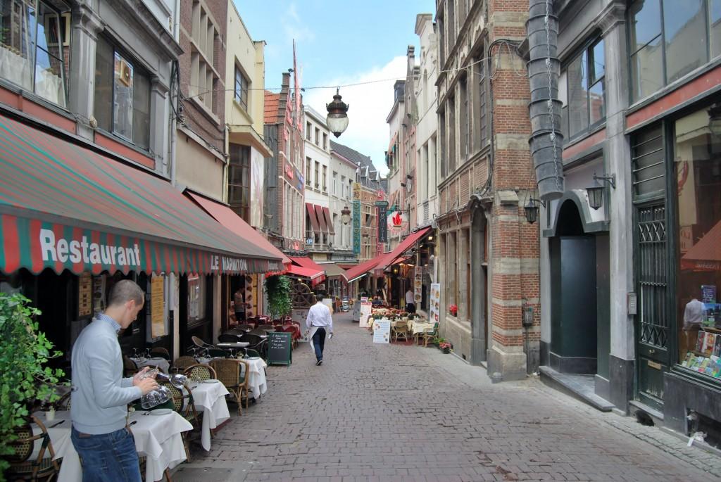 Rue des Bouchers © Touristissimo