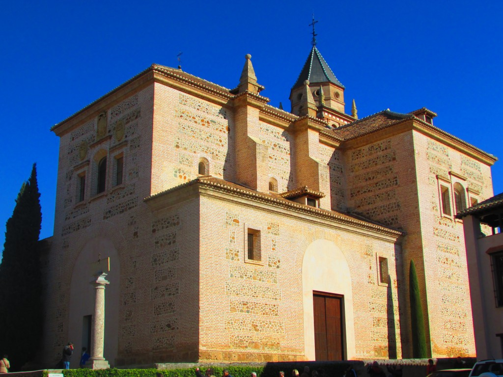 Grenade Alhambra Andalousie