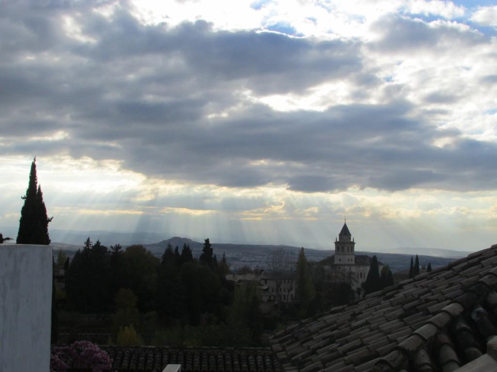 Grenade Alhambra Espagne
