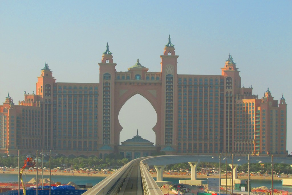 Atlantis hôtel Dubaï