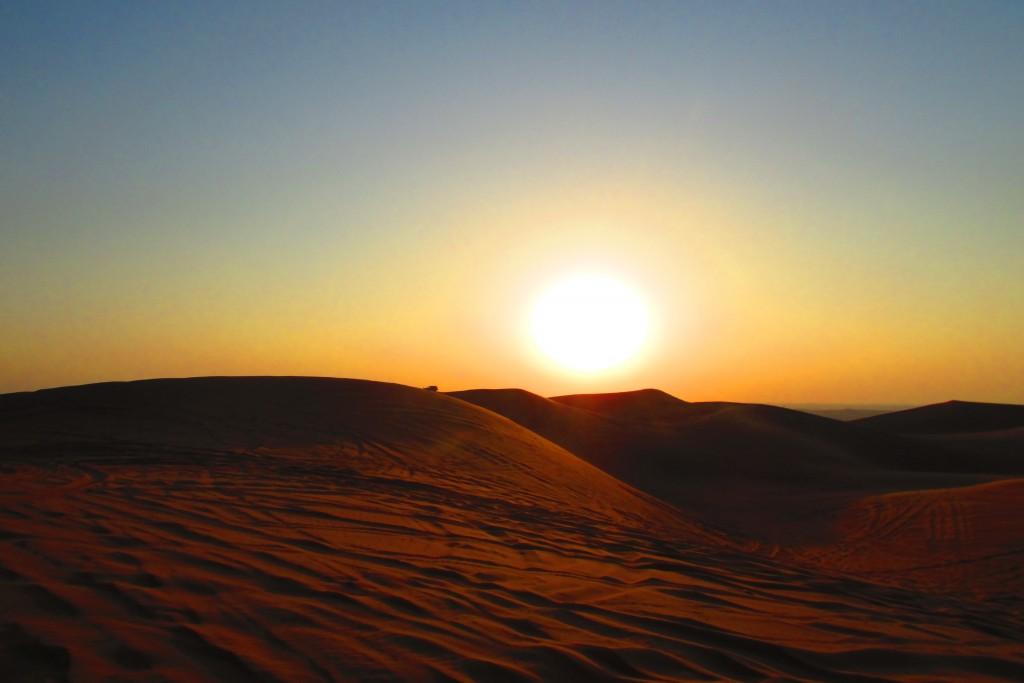 Désert à Dubaï