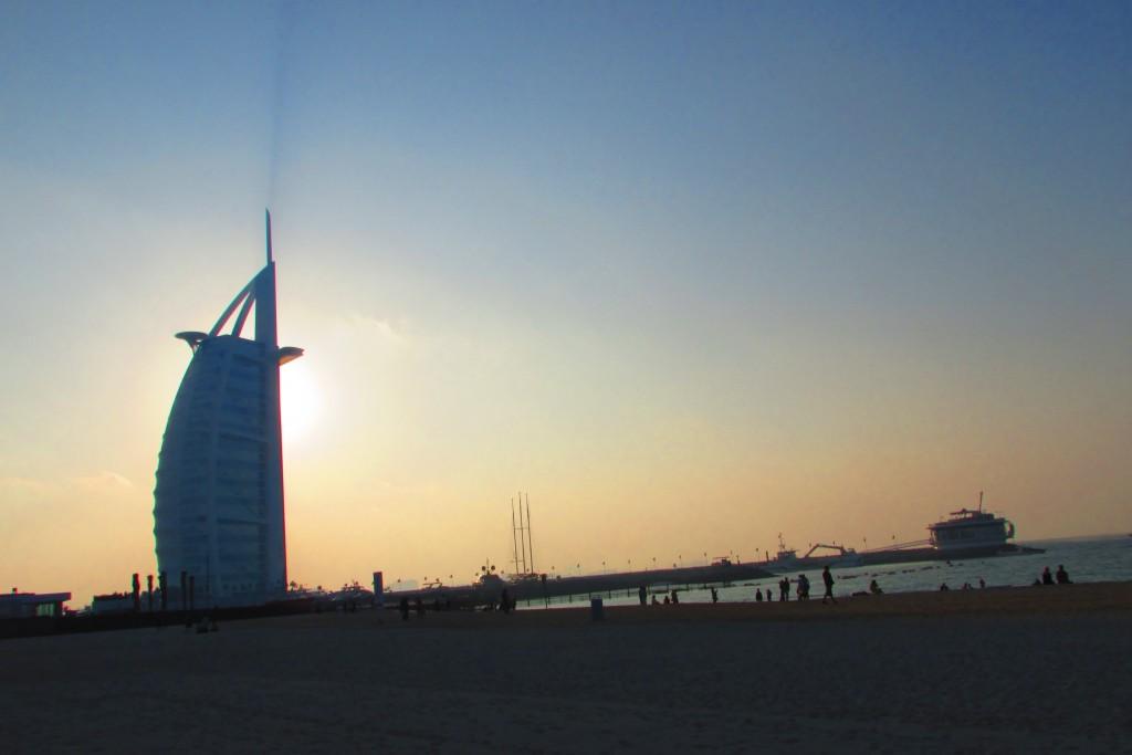 Burj el arab Dubaï