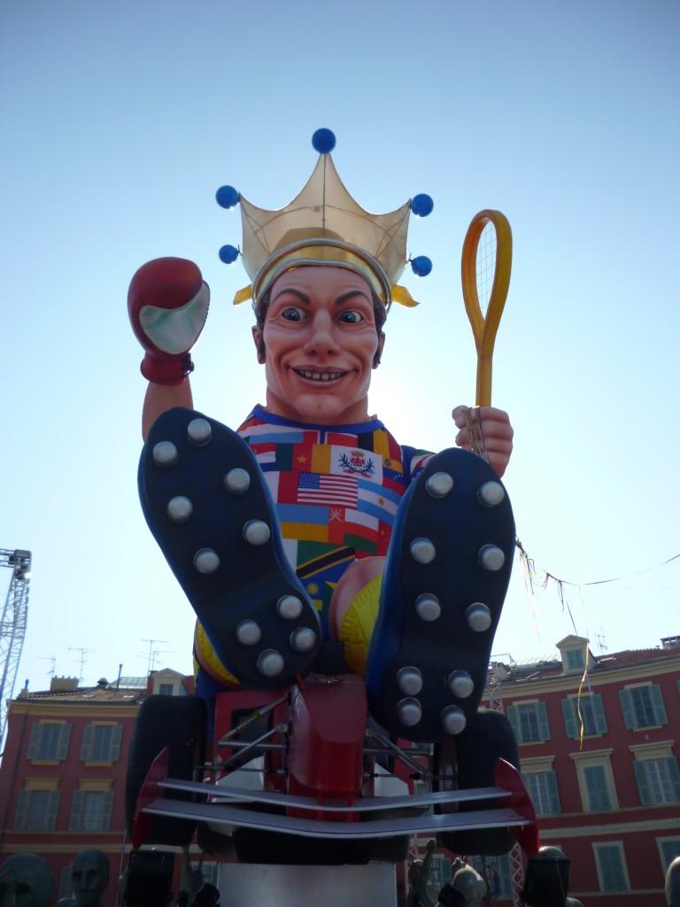 Carnaval de Nice 2012