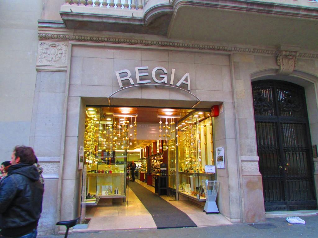 Musée du parfum Barcelone Espagne © Touristissimo