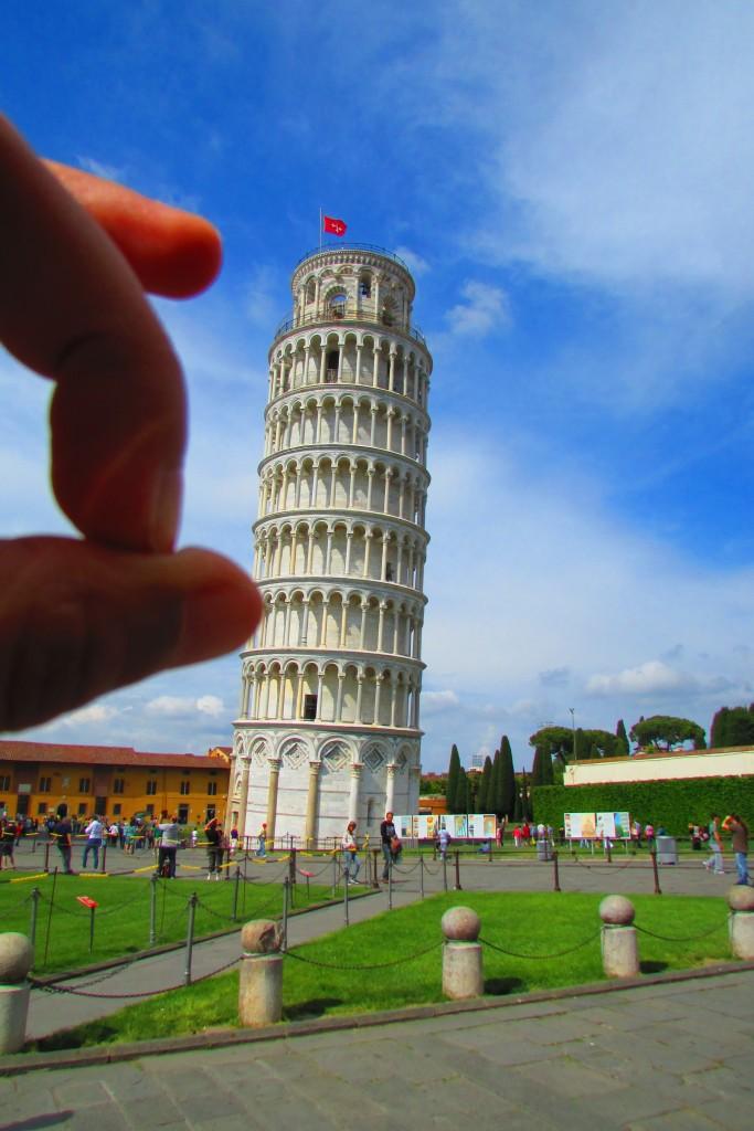 Pise Toscane Italie