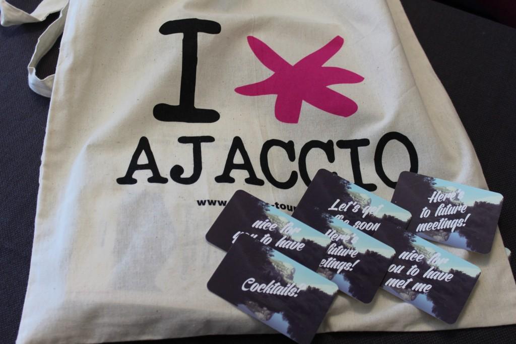 salon des blogueurs de voyage Ajaccio