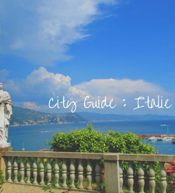 City Guide _ italie