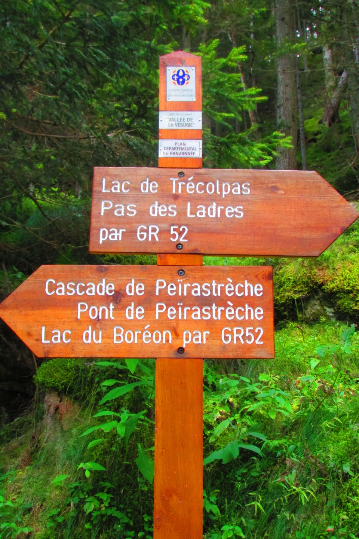 Randonnée au Boréon Mercantour