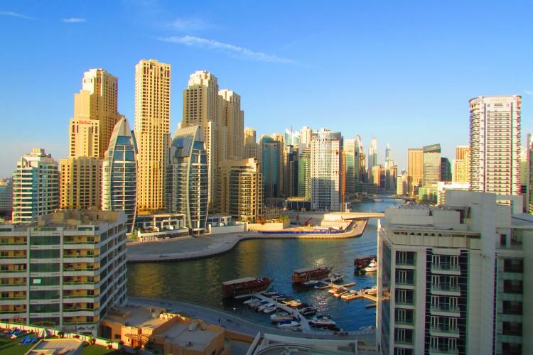partir en voyage à Dubaï