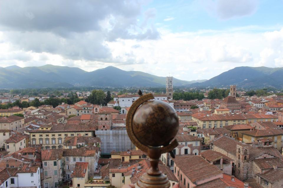 Lucca Lucques Italie