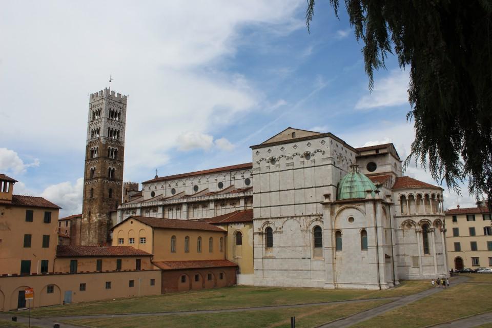 Lucques Lucca Italie