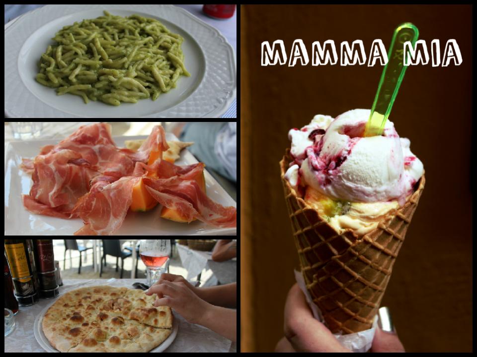 gastronomie Italie