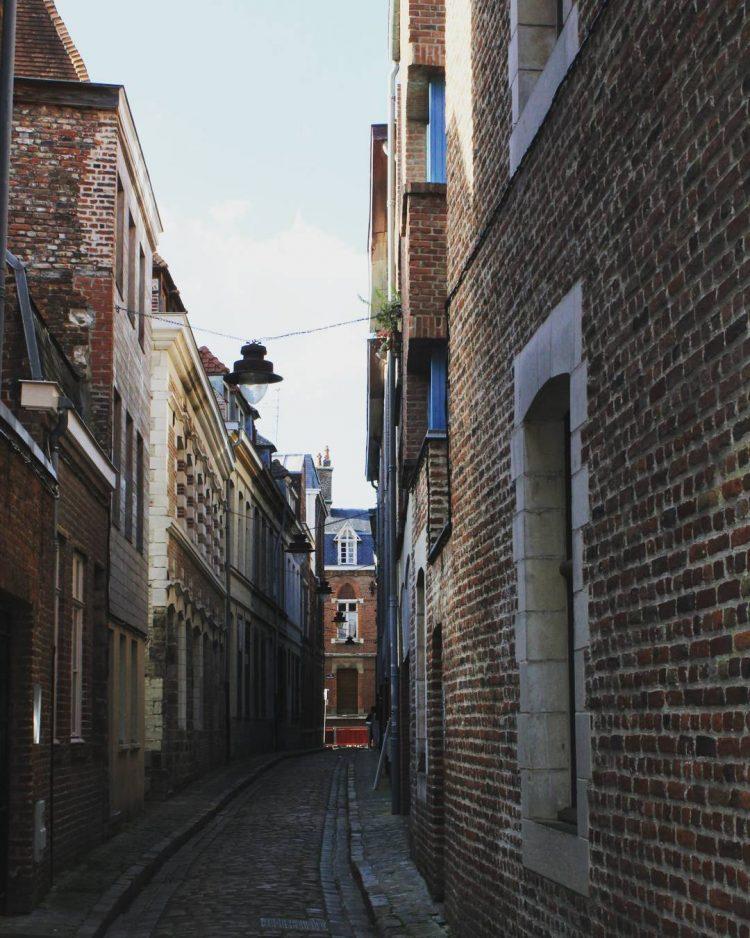 Les rues de Lille