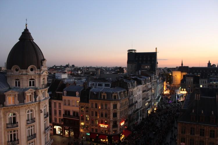 organiser un week-end à Lille