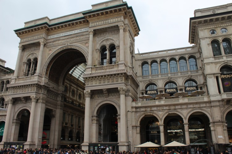 Organiser un voyage à Milan en Italie