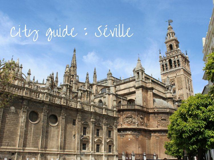 City guide _ Séville