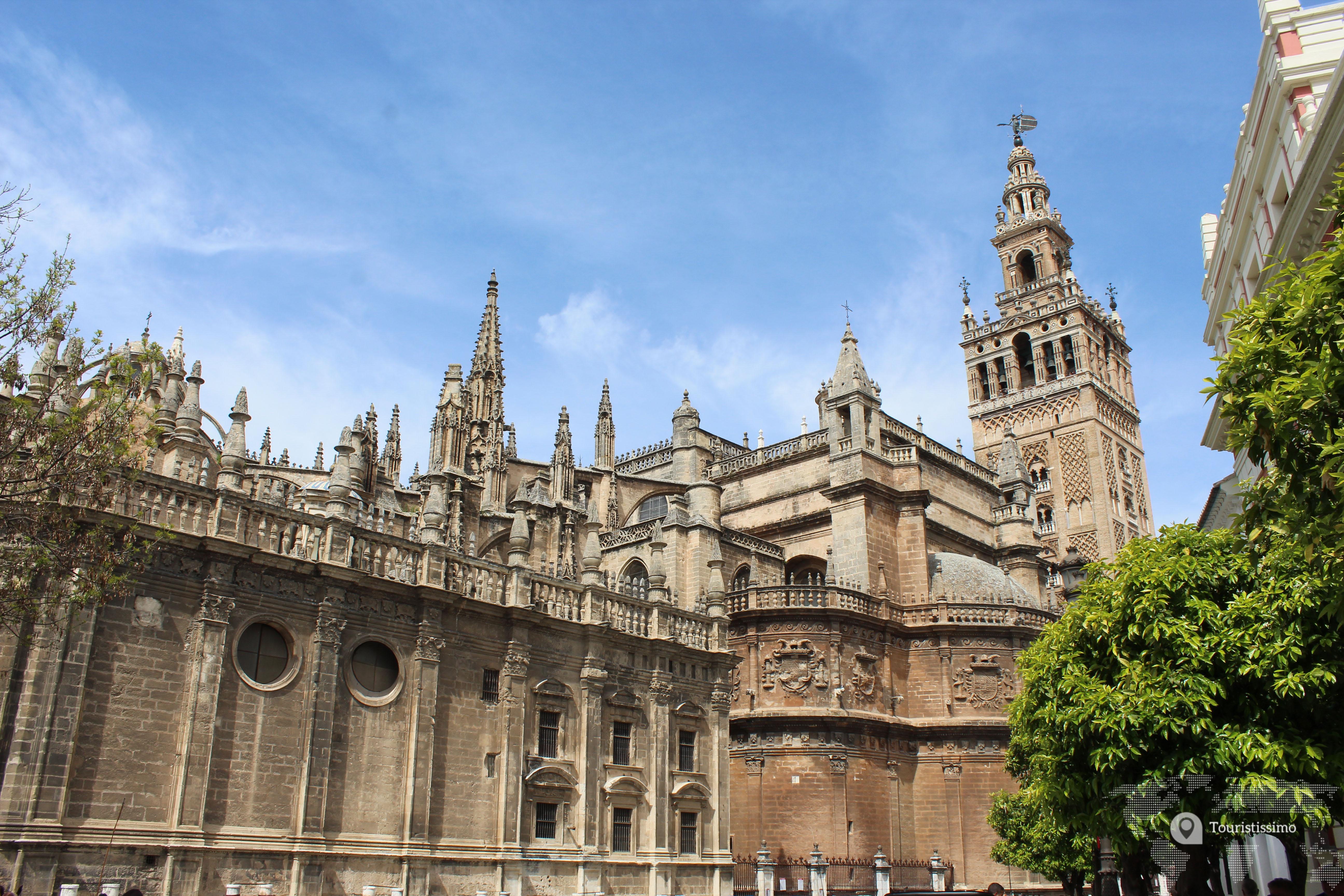 La Giralda à Séville