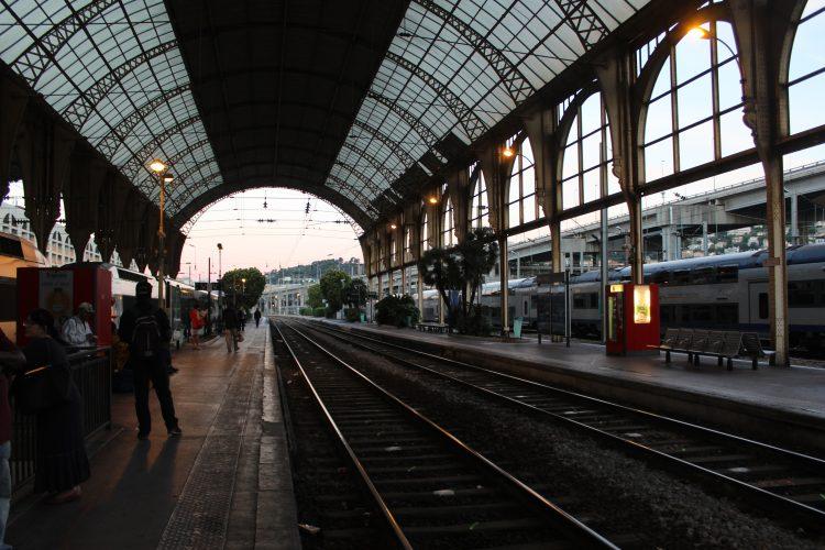 Voyager en train avec Interrail