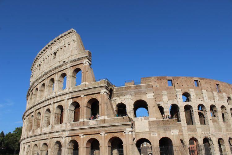 Le Colisée de Rome Italie