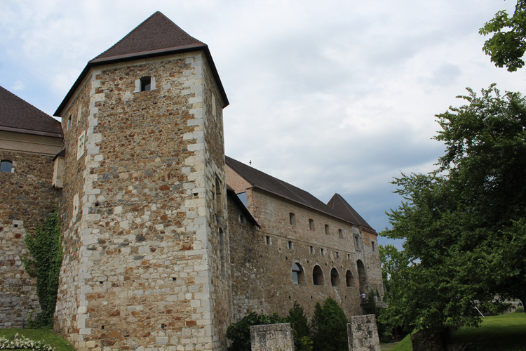 Le château de Ljubljana