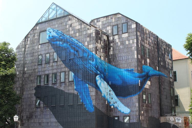 Street art à Zagreb