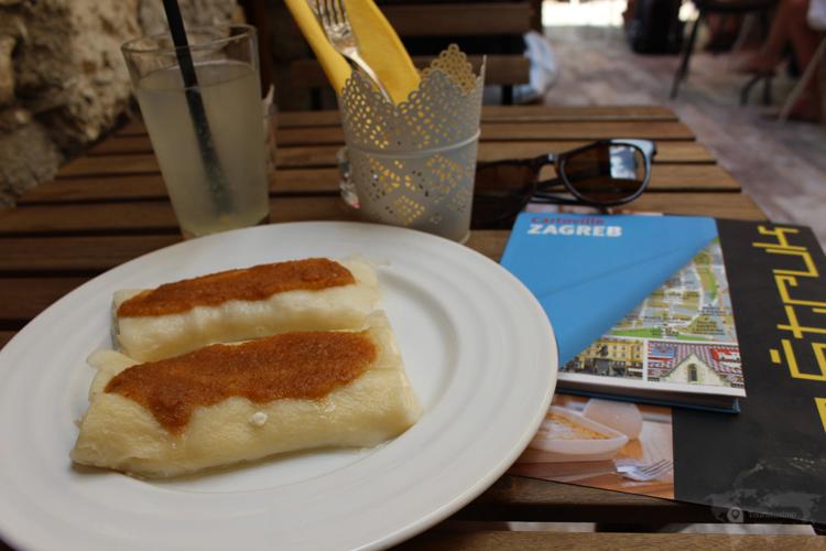 Restaurant Struli à Zagreb