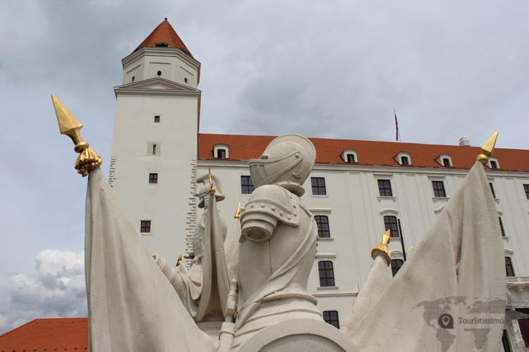 L'hôtel Danubia Gate Bratislava