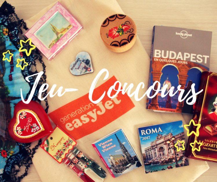 Concours : Remportez une box Souvenirs de vacances (Terminé)