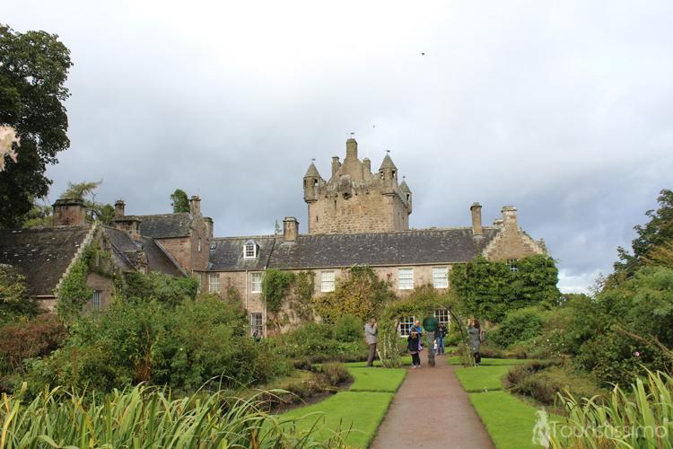 Le château de Cawdor à Inverness en  Ecosse