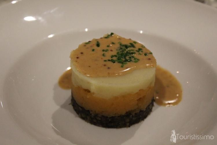 Mustard seed restaurant à Inverness en Ecosse