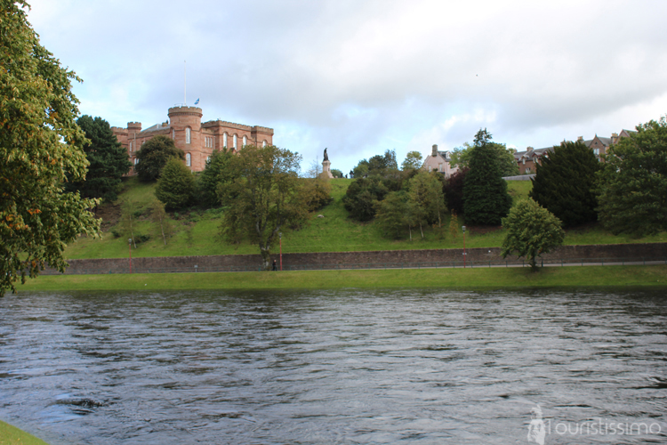 Ness walk Inverness Ecosse