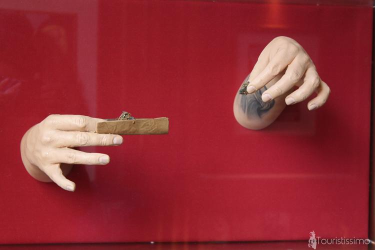 Musée du cannabis à Amsterdam
