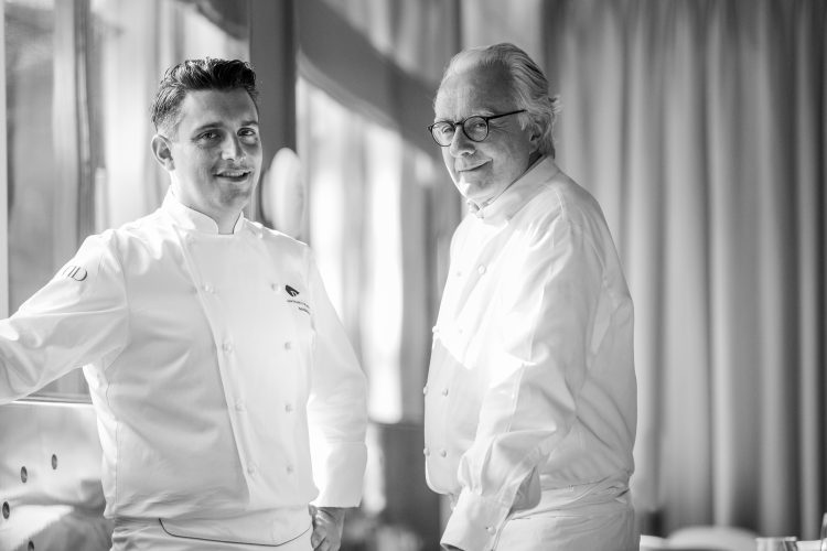 Les Chefs Alain Ducasse & Jean-Philippe Blondet ©Pierre Monetta©Pierre Monetta