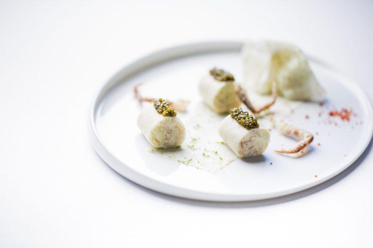 Assiette du Chef Jean-Philippe Blondet ©Pierre Monetta