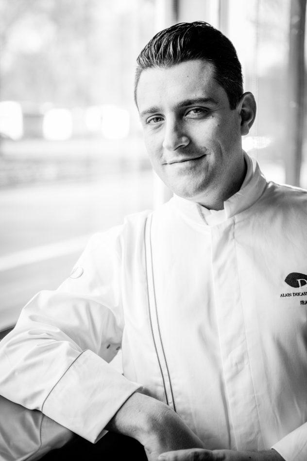 Le Chef Jean-Philippe Blondet ©Pierre Monetta