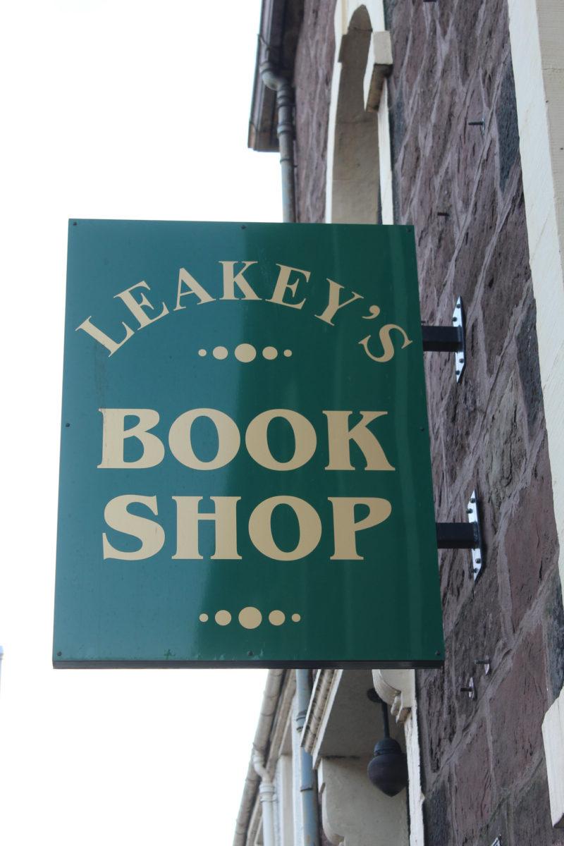 Book shop inverness