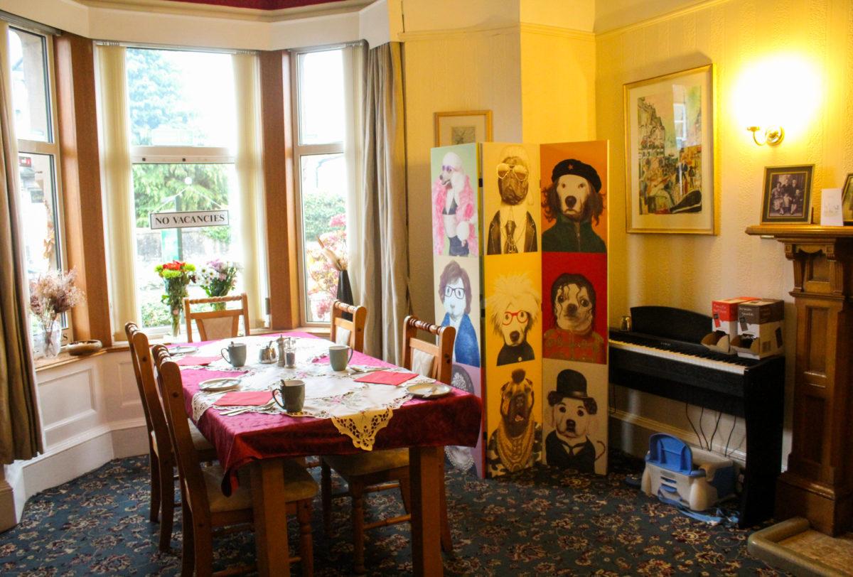 Cedar Villa Guest House Inverness