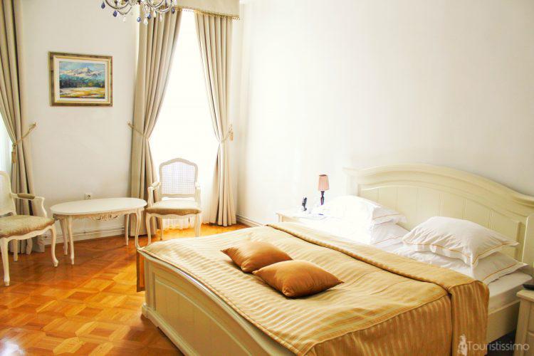l'hôtel antiq palace hôtel spa à Ljubljana