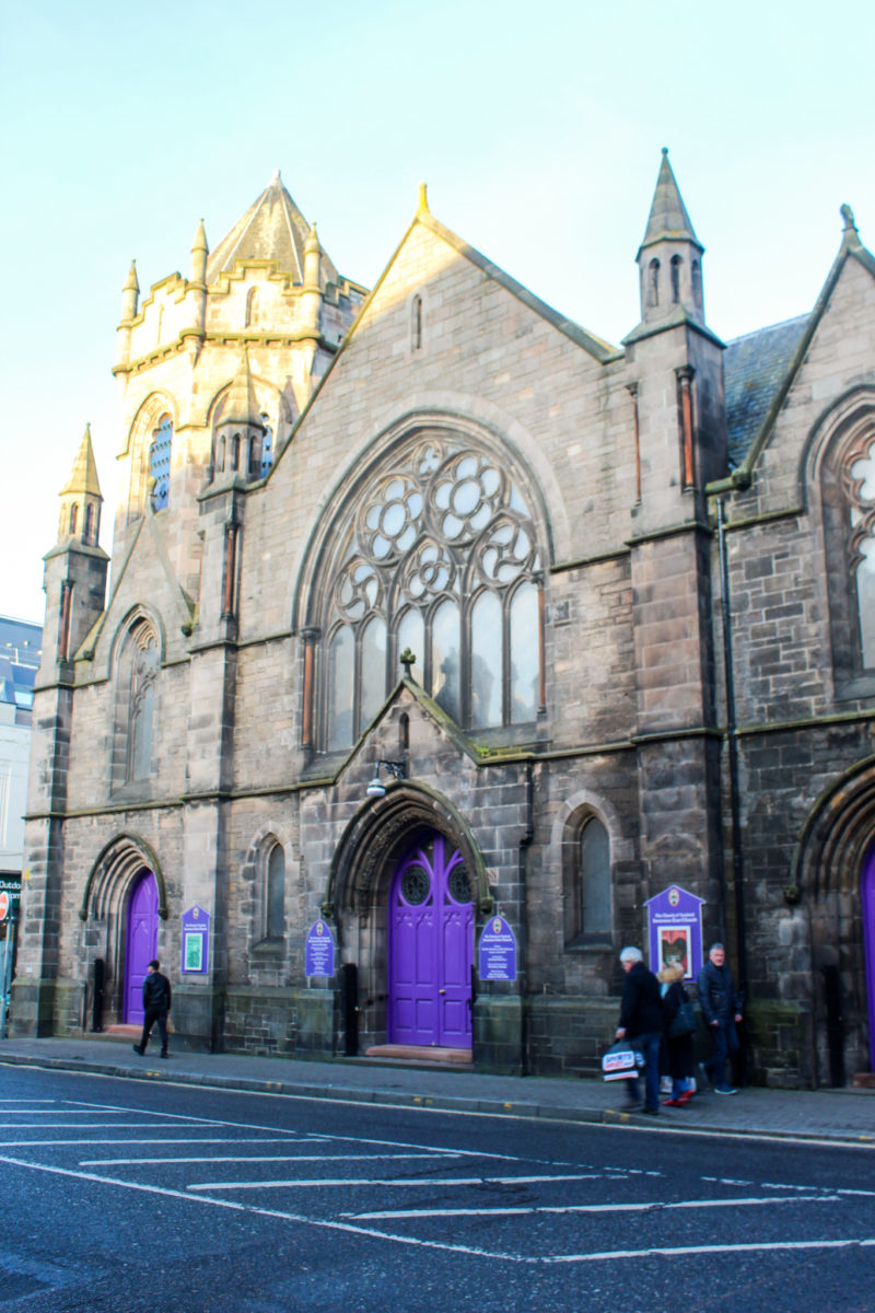 Inverness church