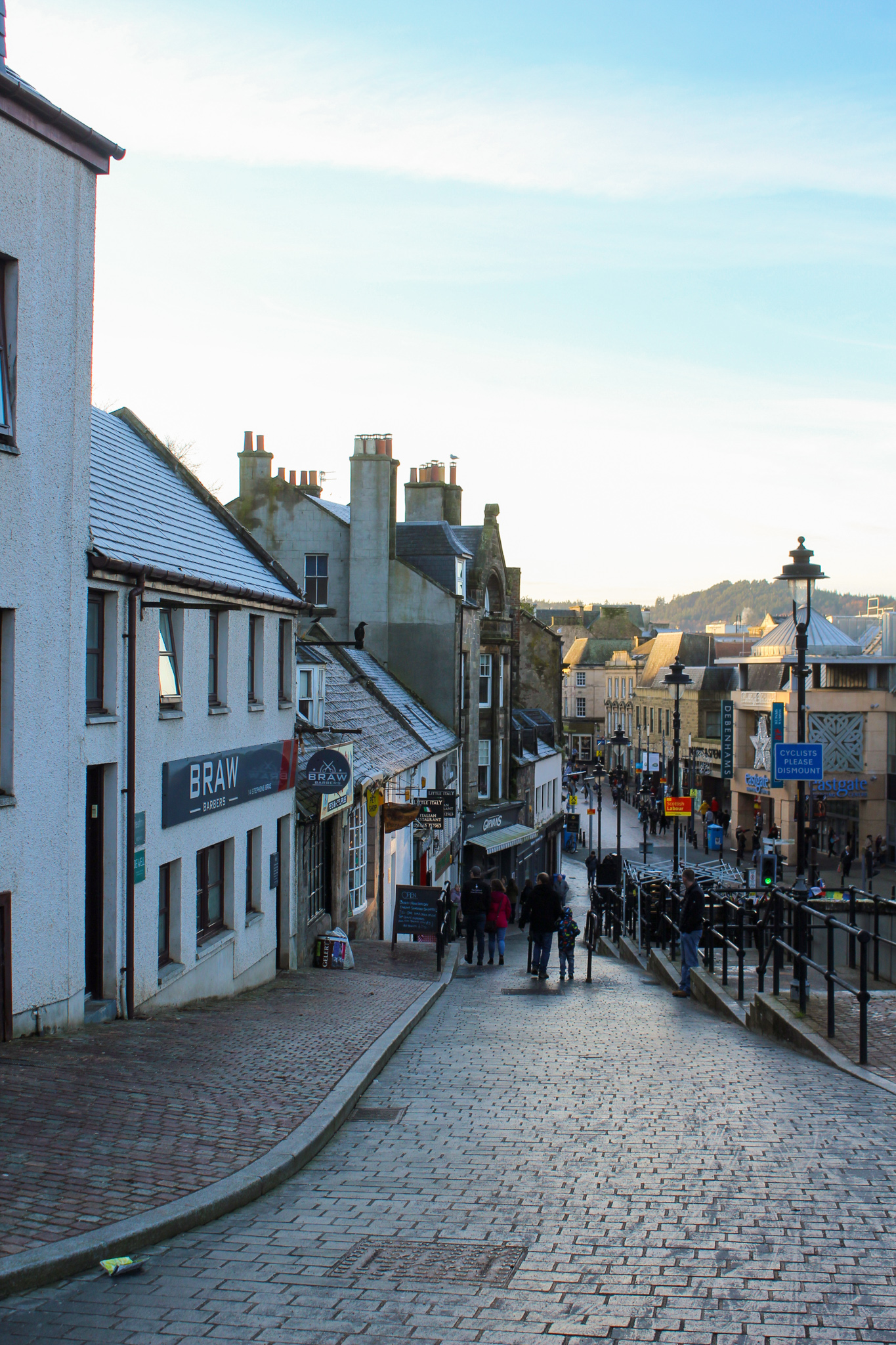 Les incontournables à Inverness