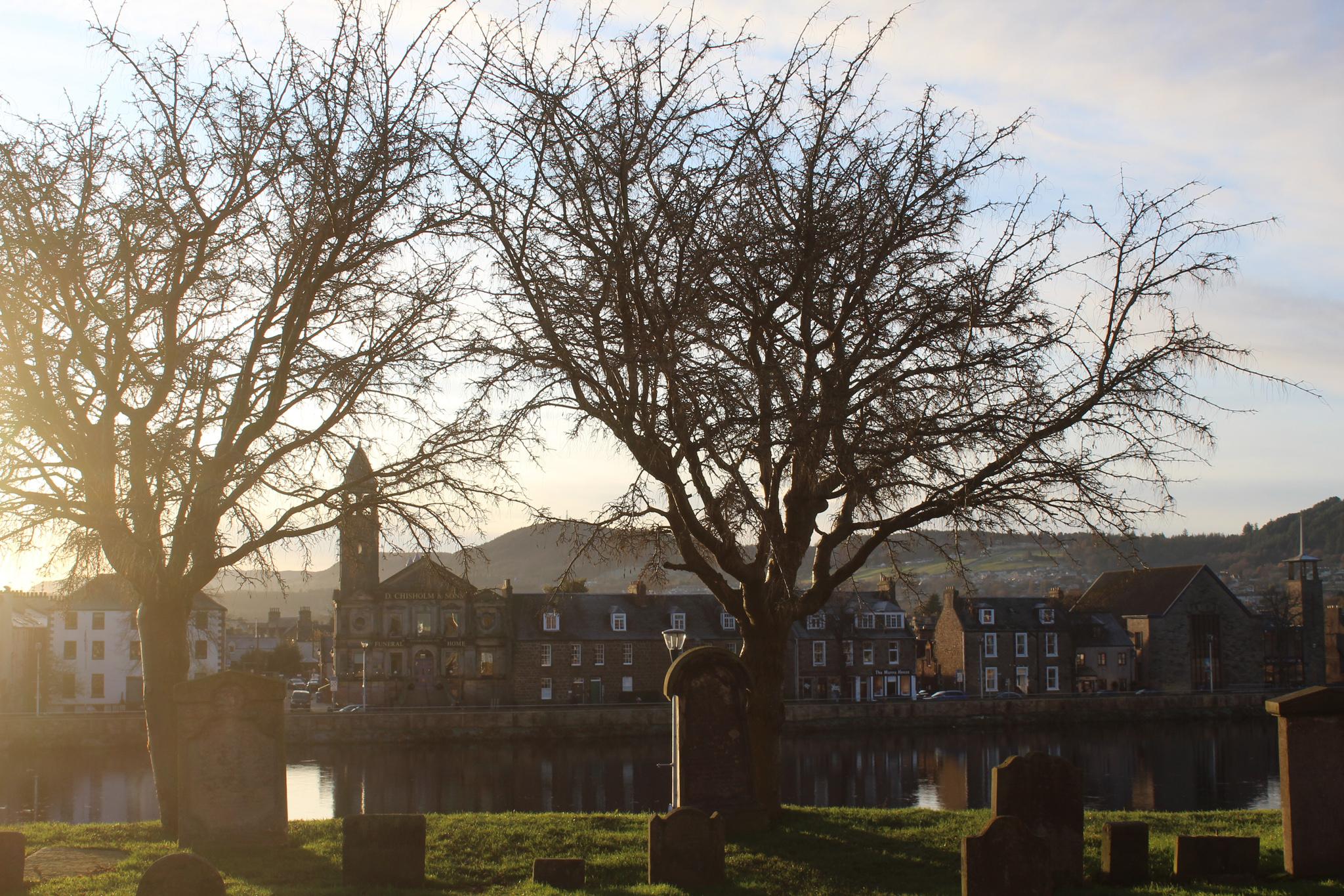 cimetière d'inverness