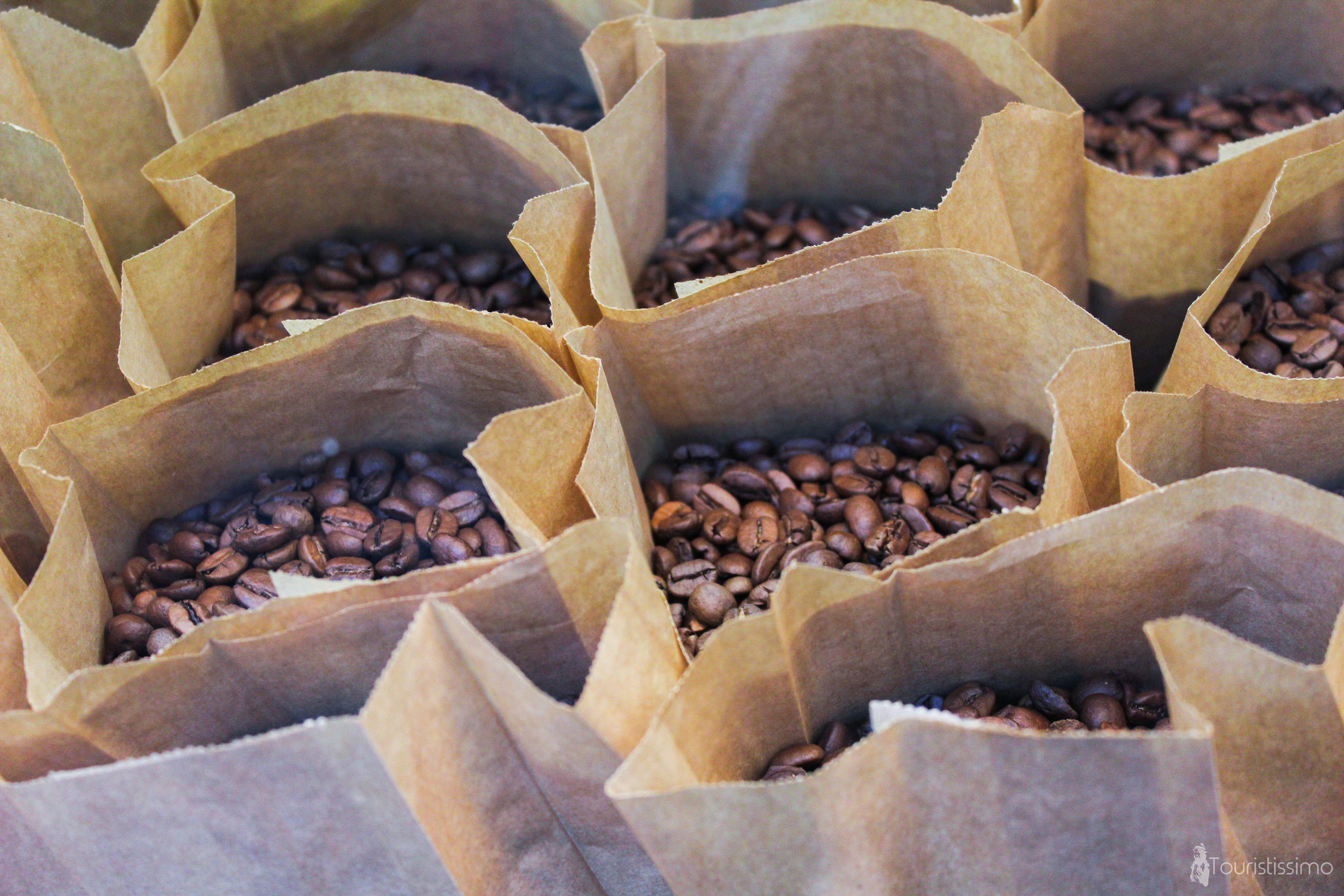du café dans Le Grand bazar à Istanbul