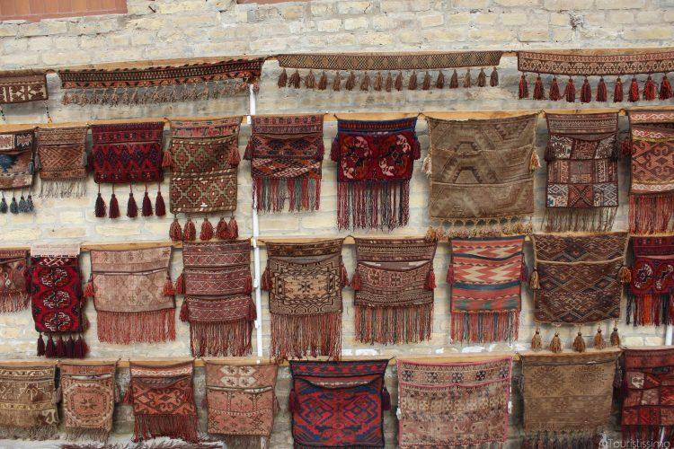 Le souk de Bukhara Ouzbékistan