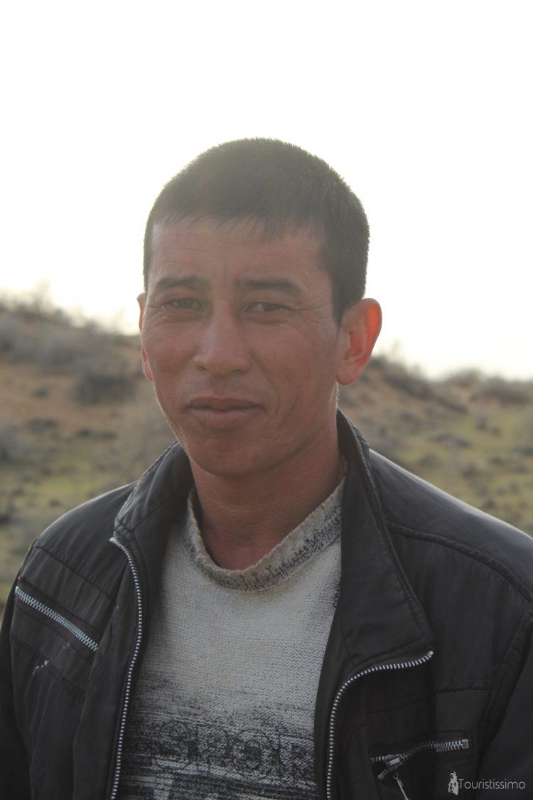 Un berger Ouzbek