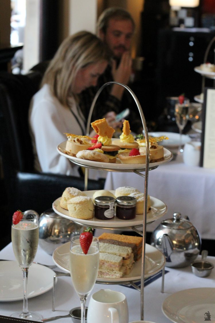 tea time Radisson blu Edwardian Manchester