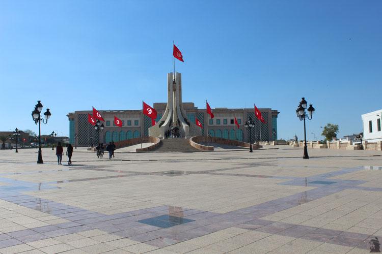 La mairie de Tunis Touristissimo