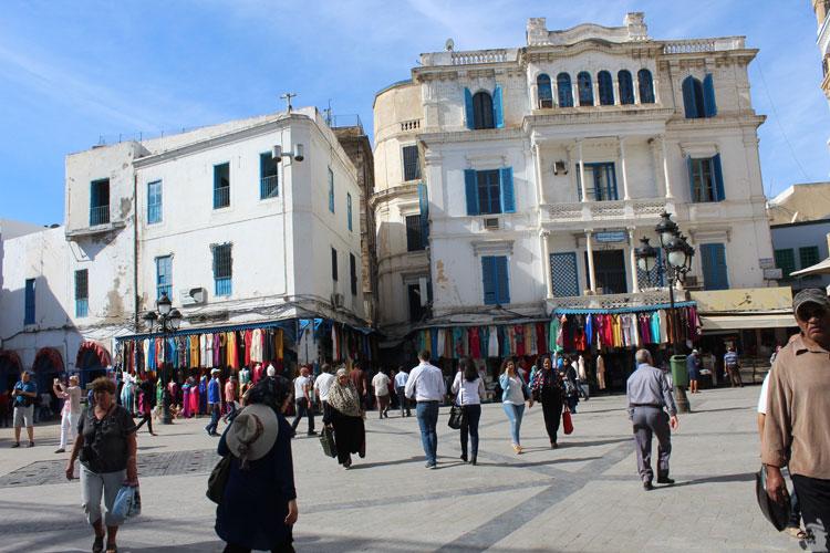 Les souks de Tunis Tunisie Touristissimo