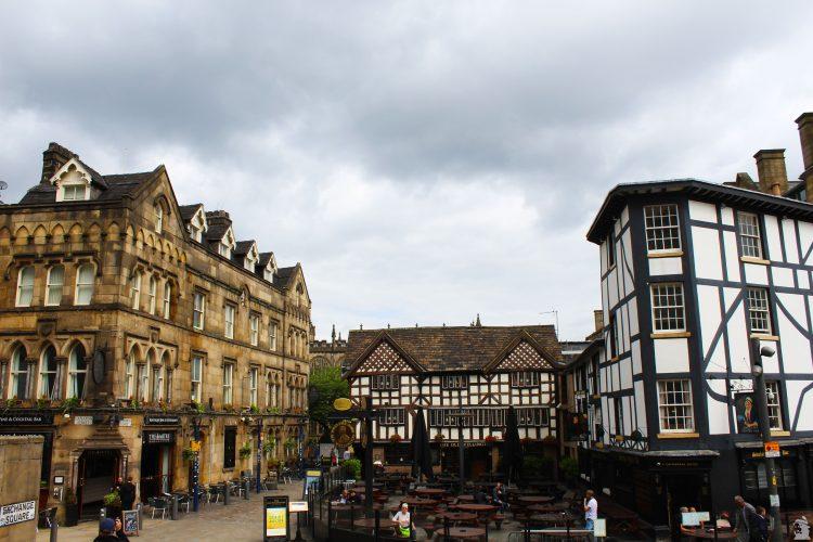 centre de Manchester