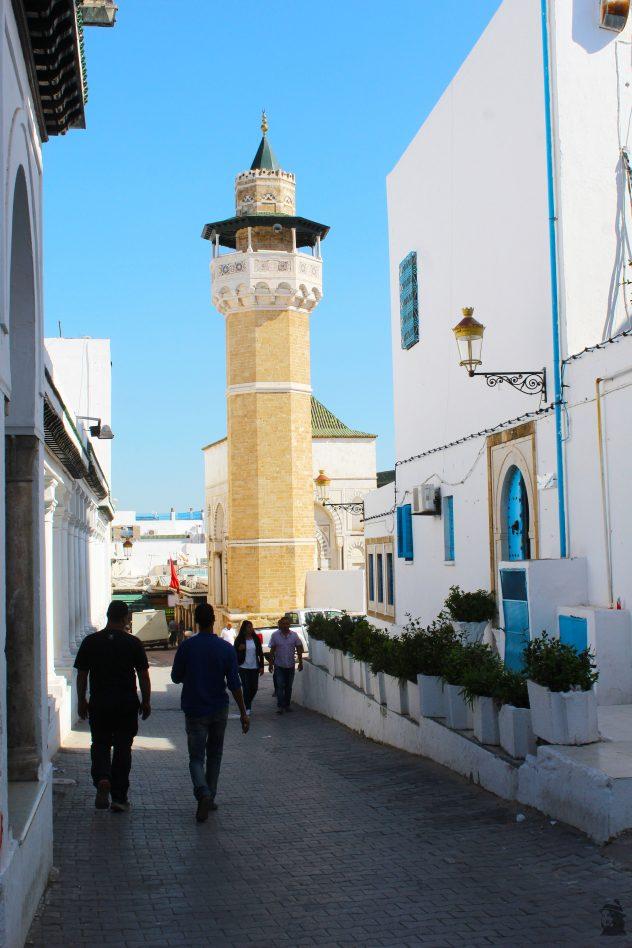 Mosquée Sidi Youssef à Tunis